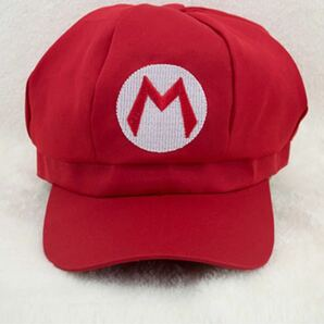 ★ マリオ 帽子 ★