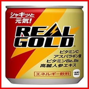 超安値!【特価】 1) 缶 160ml×30本 コカ・コーラ リアルゴールド 160ml缶×30本MHZ4