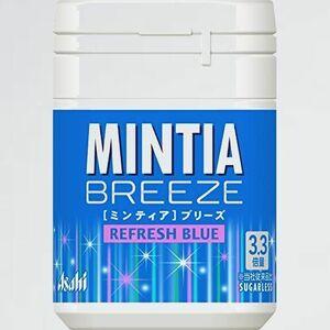 新品 未使用 ミンティアブリ-ズ アサヒグル-プ食品 F-KD ボトル 75g×8個 リフレッシュブル-