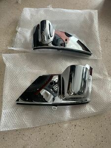 Toyota Dyna (11 year ~23 year for ) genuine products wide plating mirror bracket left right new goods both sides left electric mirror exchange type Hino Dutro