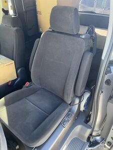 トヨタ純正 ノア 70系後期 セカンドシート左 リフトアップ 全自動脱着式電動車椅子 中古品 作動品