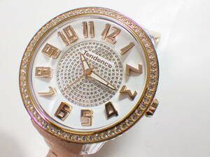 Tendenceテンデンス グラム クオーツ腕時計 TY430141 #786