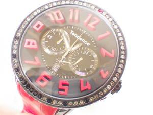 Tendenceテンデンス ガリバー クロノグラフ腕時計 TY460626 #836