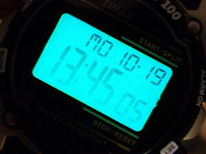 TIMEX タイメックス デジタル腕時計 TW2U31000 #844
