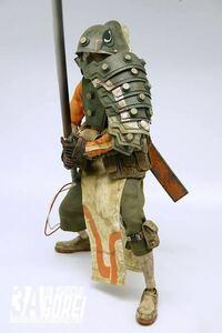 単品 現状渡し難あり 脚部破損 threeA 1/6 SHOGUN Gorei Tomorrow King ashley wood underverse アシュレイウッド popbot
