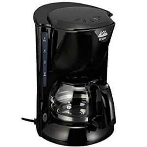 カリタ コーヒーメーカー EC-650 kalita ドリップ 格安 お手軽 使いやすい 黒 ブラック