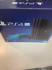 PlayStation 4 Pro CUH-7100BB01+razerヘッドホン
