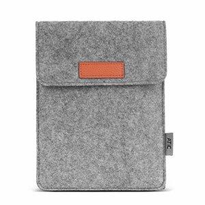 Light gray 6 inch Sleeve Case