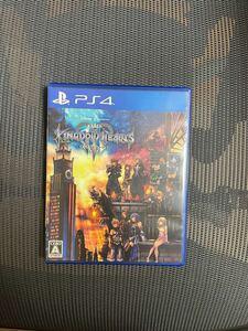 キングダムハーツ3 PS4 KINGDOM HEARTS