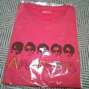 嵐 アラフェス2013  Tシャツ