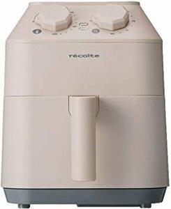 新品クリームホワイト レコルト Air Oven エアーオーブン ノンフライヤー RAO-1 クリームホワイトDPM6
