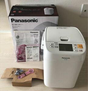 【未使用品】Panasonic SD-MB1-W ホームベーカリー