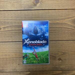 【Switch】 Xenoblade Definitive Edition [通常版]