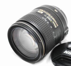 【超美品・動作絶好調】Nikon ニコン AF-S NIKKOR 24-120mm f/4 G ED VR 訳あり