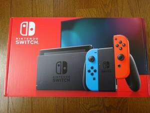 ニンテンドースイッチ Joy-Con (L) ネオンブルー (R) ネオンレッド Nintendo Switch