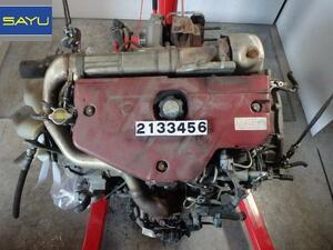 ヒノ デュトロ XZU675M エンジン 19000-7CB09 コア用 ターボ付 MT 4WD 送料無料!