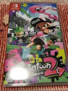 ★☆Switch スプラトゥーン2 Nintendo Switch Splatoon2 ニンテンドースイッチ ソフト 【送料無料】☆★