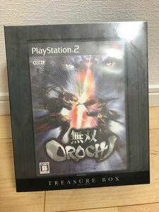 PS2 無双OROCHI トレジャーボックス