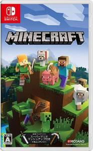 新品未開封 Minecraft(マインクラフト) Nintendo Switch スイッチ ソフト 送料無料 即決