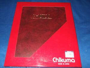 チクマ 写真台紙 (V-59)  6切サイズ タテ 3面(角・楕円・角)1個 処分価格