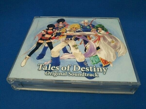 (ゲーム・ミュージック) CD PS2版「テイルズ・オブ・デスティニー」オリジナル・サウンドトラック