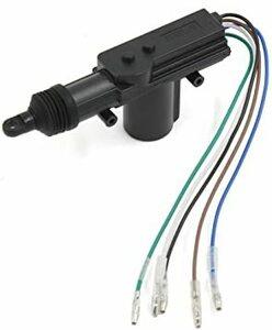 1 * 5 линия  uxcell  центральный  Дверной замок   универсальный   автомобиль  использование  5 - провода   мощность  дверь   Lock   силовой привод   система  DC 12V