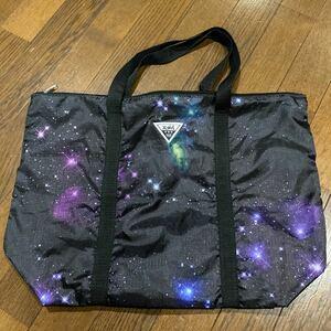 X-girl ナイロントートバッグ