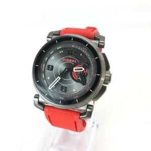 〇中古品〇DIESEL ディーゼル 腕時計 ハイブリッドスマートウォッチ 電池 DZT-1005