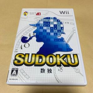 SUDOKU 数独 Wii