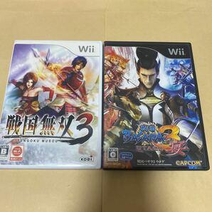 戦国無双3と戦国BASARA3 宴 Wii