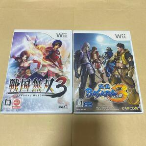 戦国無双3と戦国BASARA3 Wii