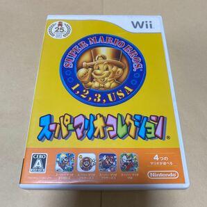 スーパーマリオコレクション Wii