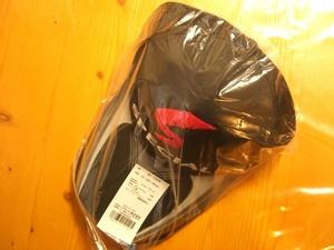 ★ ダイワ スペシャル  ウィンドストッパー ハーフメッシュキャップ DC-15008 マスターブラック  フリー (58~60cm) ★