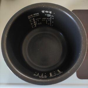 ZOJIRUSHI 象印 5.5合用 釜、内蓋