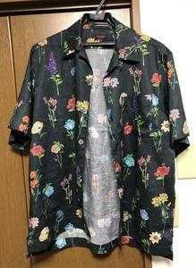 ◎即決 ポールスミス サフォークフローラル 半袖プリントシャツ サイズM 114383 296