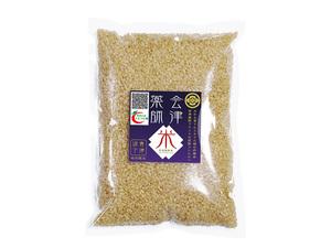 令和2年産 会津薬師米 お試し玄米 450g(3合x1)特A 一等米 税・送料込(クリックポスト) 抗酸化力の高い特別栽培米