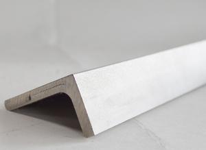 ステンレス製 不等辺アングルL形鋼 ホット材 切り売り 小口 販売加工 S40