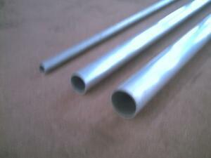 アルミ製 丸パイプ 丸管(6φ~200φ)生地材 寸法 切り売り 小口 販売加工 A20