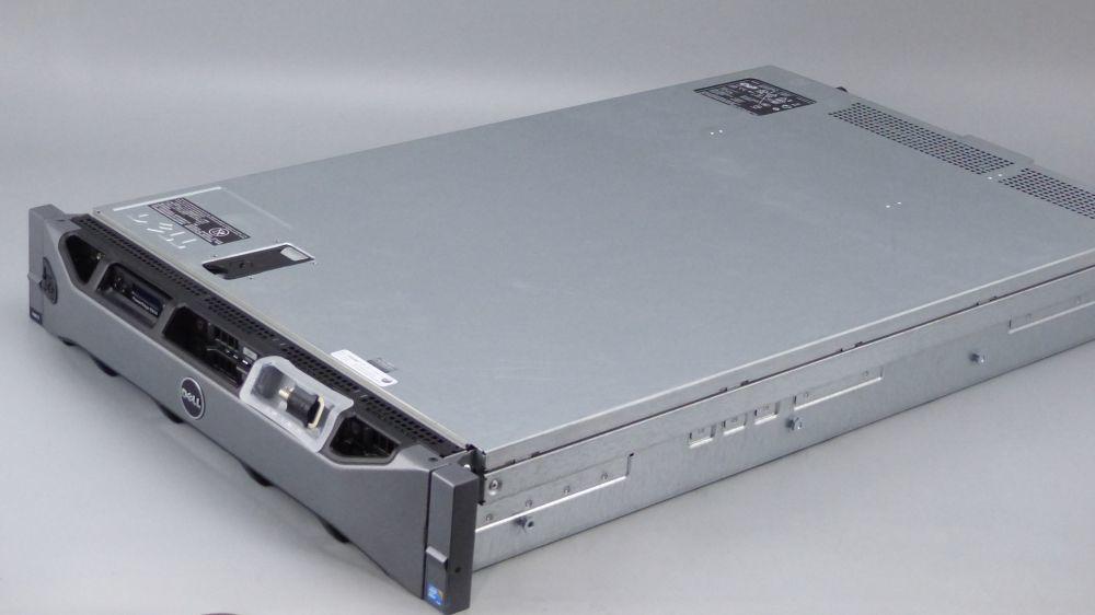 ★★1円スタート DELL PowerEdge R810 Xeon E7-4830@2.13GHz 【2基】 / 128GB ECC DDR3/ 6x2.5HDD ベイ ・ OSなし・ 保証なし