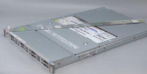 ★1円スタート 【オラクル・ORACLE】SUN SERVER X4-2 / XEON E5-2697v2【2基】/ 256GB DDR3 ECC 【16GBx16枚】/ HDD欠品/ OSなし/ 保証なし
