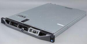 ★1円スタート PowerEdge R420 Xeon E5-2430v2@2.5GHz/ 64GB 【16GBx4枚】 DDR3 ECC / 8 x HDD ベイ / 保証なし