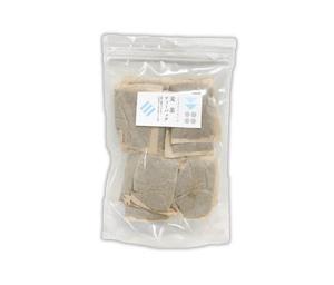自然栽培 麦茶(200g(10g×20袋))無農薬無肥料の究極の自然栽培農法でつくった六条大麦☆使いやすいティーバッグ(素材は無漂白の不織布)