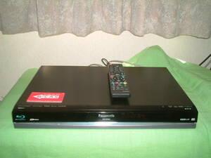 1ヶ月保証 パナソニック  DMR-BR500  HDD/DVD/ブルーレイ/レコーダー 320GB  新品リモコン  B-CASカード付き
