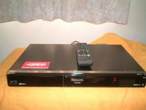 1ヶ月保証 パナソニック  DMR-BW800  HDD/DVD/ ブルーレイ/レコーダー 2番組同時録画 500GB 新品リモコン  B-CASカード付