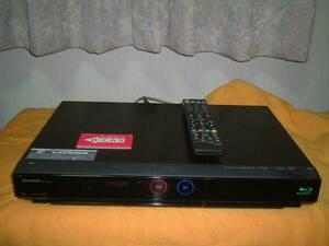 <DVD難有り> 1ヶ月保証 シャープ BD-HDS43  HDD/DVD/ブルーレイ/ レコーダー  新品リモコン  B-CASカード付