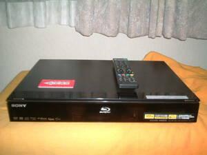 1ヶ月保証 ソニー BDZ-T75  HDD/DVD/ブルーレイ/ レコーダー  2番組同時録画  新品リモコン B-CASカード付き