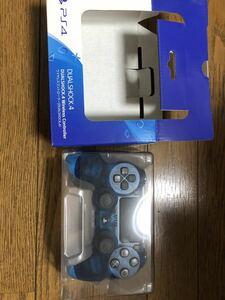 DUALSHOCK4 PS4 PS4コントローラー デュアルショック4 ブルー クリスタル