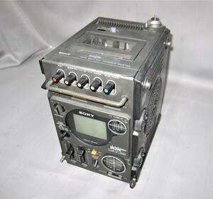 NB4652an09  SONY ソニー ラジカセTV JACAL300 FX-300 ジャンク品