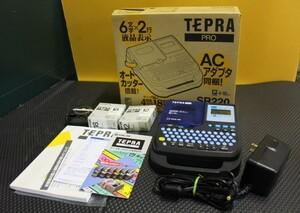 ひK1508 TEPRA PRO SR220 テプラ プロ KING JIM