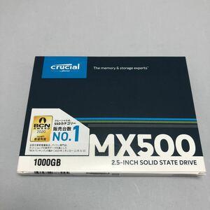 新品 Crucial 2.5インチ SATA SSD 1.0TB 1TB CT1000MX500SSD1JP MX500シリーズ Micron 3D TLC NANDフラッシュ